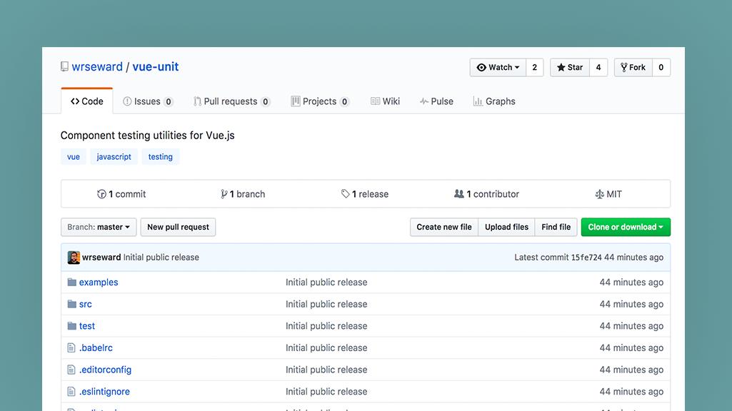 VueUnit – Component testing utilities for Vue.js