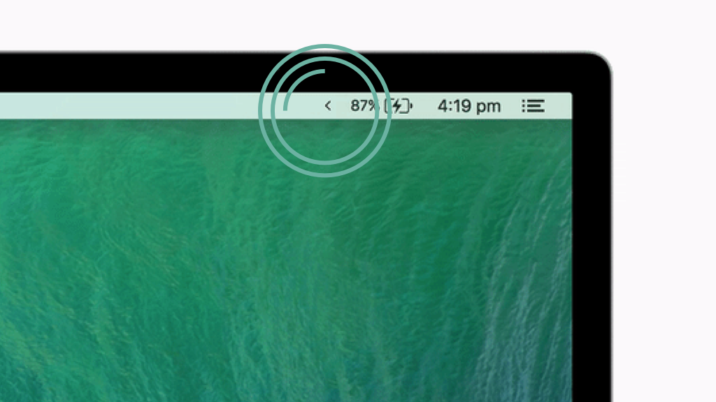 Hide your Mac menu bar icons with Vanilla