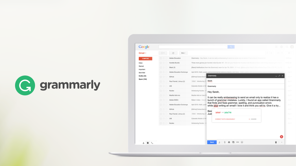 Grammarly raises $110 million