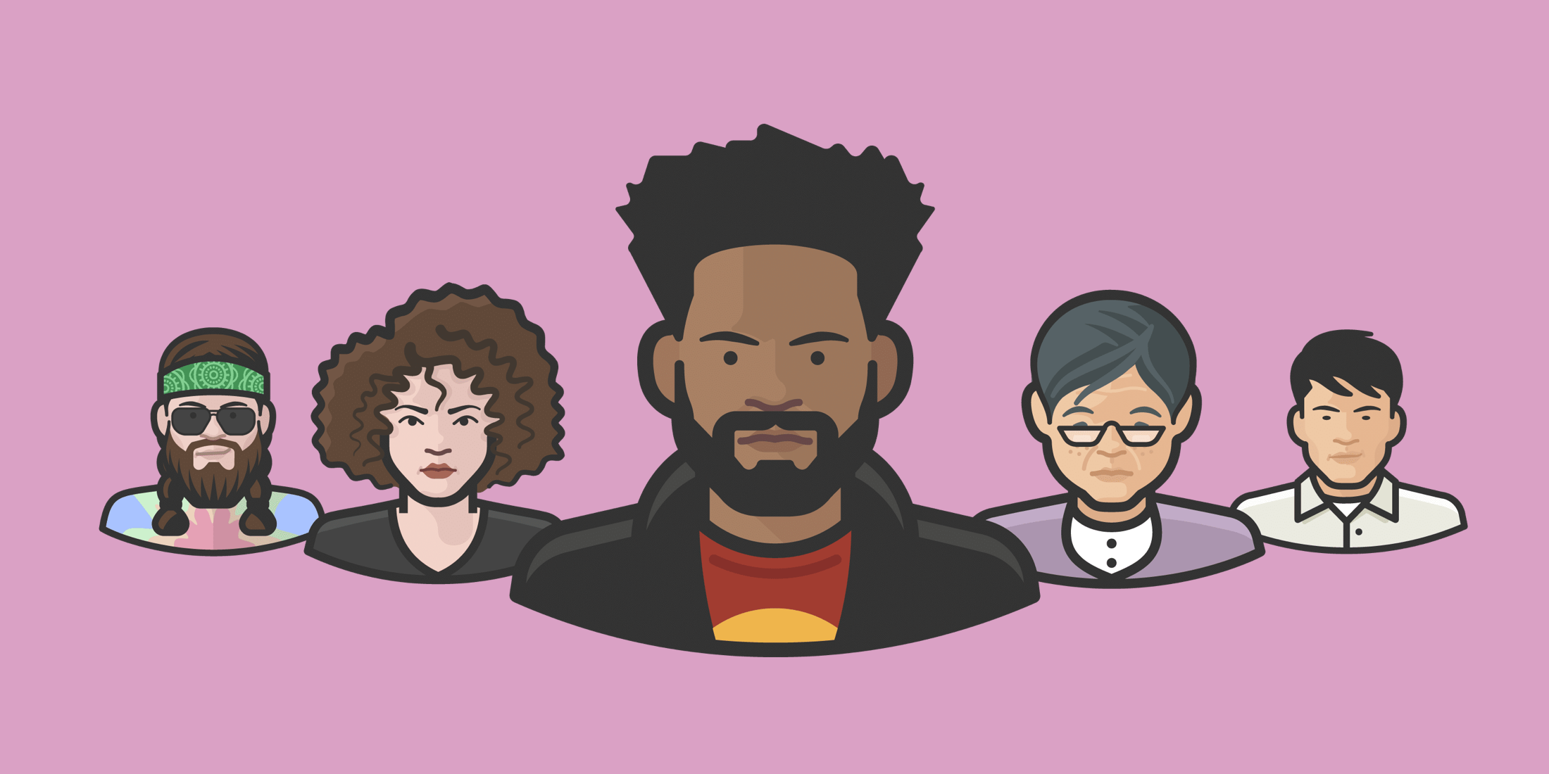 Diversity Avatars